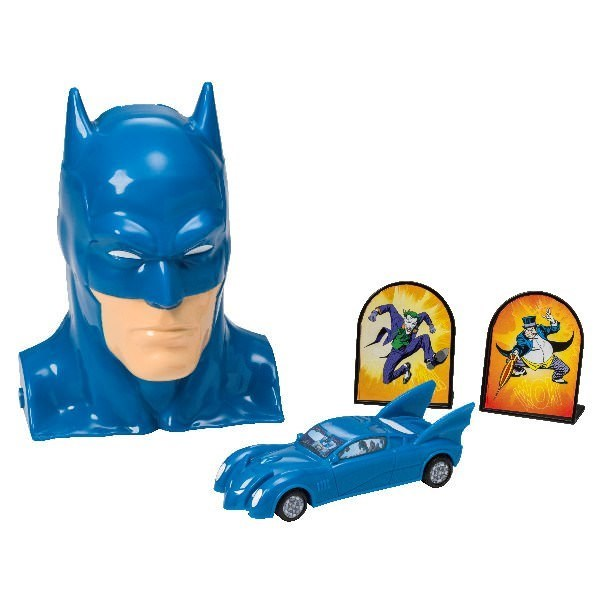 Batman To The Rescue Cake DecoSet