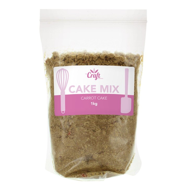 Craft Company Carrot Cake Mix - 1kg
