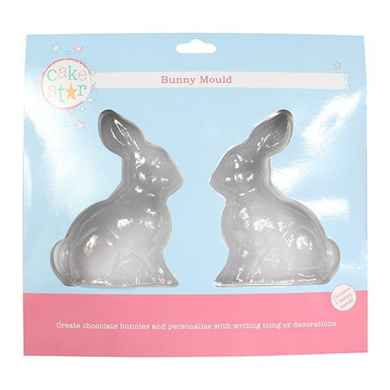 Cake Star Easter Chocolate Moulds Bundle - Large